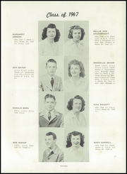 Page 17, 1947 Edition, Wyoming Community High School - Pioneer Yearbook (Wyoming, IL) online yearbook collection