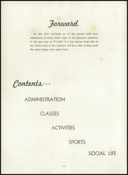 Page 6, 1947 Edition, Wyoming Community High School - Pioneer Yearbook (Wyoming, IL) online yearbook collection