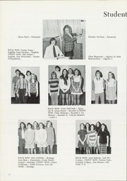 Page 16, 1973 Edition, Wyoming Community High School - Pioneer Yearbook (Wyoming, IL) online yearbook collection