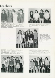 Page 17, 1973 Edition, Wyoming Community High School - Pioneer Yearbook (Wyoming, IL) online yearbook collection