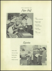 Page 10, 1953 Edition, Woodlawn High School - Echo Yearbook (Woodlawn, IL) online yearbook collection