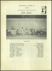 Page 12, 1953 Edition, Woodlawn High School - Echo Yearbook (Woodlawn, IL) online yearbook collection