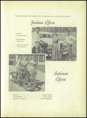 Page 7, 1953 Edition, Woodlawn High School - Echo Yearbook (Woodlawn, IL) online yearbook collection
