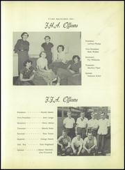 Page 9, 1953 Edition, Woodlawn High School - Echo Yearbook (Woodlawn, IL) online yearbook collection