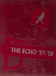 1958 Edition, Woodlawn High School - Echo Yearbook (Woodlawn, IL)