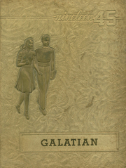 Galatia High School - Galatian Yearbook (Galatia, IL) online yearbook collection, 1945 Edition, Page 1