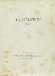 Page 5, 1945 Edition, Galatia High School - Galatian Yearbook (Galatia, IL) online yearbook collection