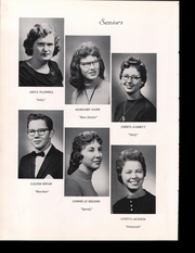 Page 18, 1961 Edition, Galatia High School - Galatian Yearbook (Galatia, IL) online yearbook collection