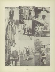 Page 34, 1948 Edition, Morrisonville High School - Crest Yearbook (Morrisonville, IL) online yearbook collection