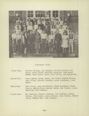 Page 36, 1948 Edition, Morrisonville High School - Crest Yearbook (Morrisonville, IL) online yearbook collection