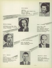 Page 10, 1949 Edition, Morrisonville High School - Crest Yearbook (Morrisonville, IL) online yearbook collection