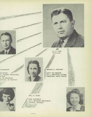 Page 11, 1949 Edition, Morrisonville High School - Crest Yearbook (Morrisonville, IL) online yearbook collection