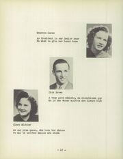 Page 14, 1949 Edition, Morrisonville High School - Crest Yearbook (Morrisonville, IL) online yearbook collection