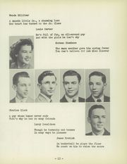 Page 15, 1949 Edition, Morrisonville High School - Crest Yearbook (Morrisonville, IL) online yearbook collection