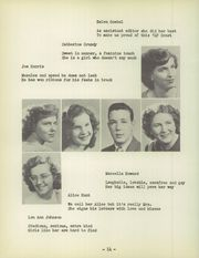 Page 16, 1949 Edition, Morrisonville High School - Crest Yearbook (Morrisonville, IL) online yearbook collection