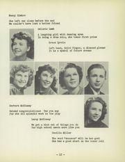 Page 17, 1949 Edition, Morrisonville High School - Crest Yearbook (Morrisonville, IL) online yearbook collection