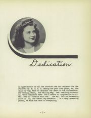Page 5, 1949 Edition, Morrisonville High School - Crest Yearbook (Morrisonville, IL) online yearbook collection