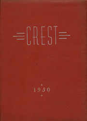 Morrisonville High School - Crest Yearbook (Morrisonville, IL) online yearbook collection, 1950 Edition, Page 1