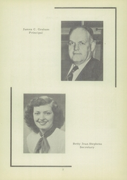 Page 11, 1950 Edition, Morrisonville High School - Crest Yearbook (Morrisonville, IL) online yearbook collection