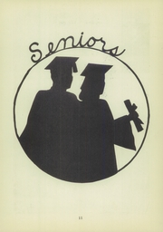 Page 15, 1950 Edition, Morrisonville High School - Crest Yearbook (Morrisonville, IL) online yearbook collection