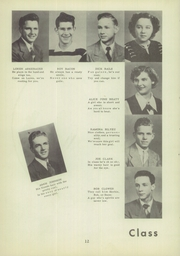 Page 16, 1950 Edition, Morrisonville High School - Crest Yearbook (Morrisonville, IL) online yearbook collection