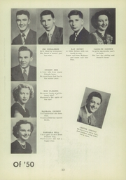 Page 17, 1950 Edition, Morrisonville High School - Crest Yearbook (Morrisonville, IL) online yearbook collection