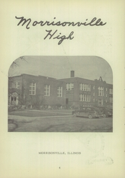 Page 8, 1950 Edition, Morrisonville High School - Crest Yearbook (Morrisonville, IL) online yearbook collection