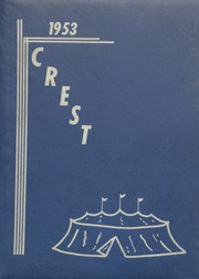 Morrisonville High School - Crest Yearbook (Morrisonville, IL) online yearbook collection, 1953 Edition, Page 1