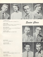 Page 17, 1955 Edition, Morrisonville High School - Crest Yearbook (Morrisonville, IL) online yearbook collection
