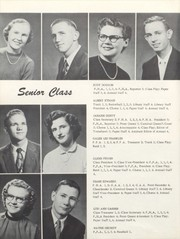 Page 18, 1955 Edition, Morrisonville High School - Crest Yearbook (Morrisonville, IL) online yearbook collection
