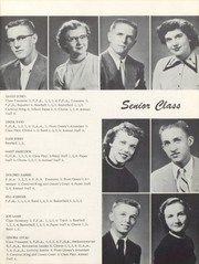 Page 19, 1955 Edition, Morrisonville High School - Crest Yearbook (Morrisonville, IL) online yearbook collection