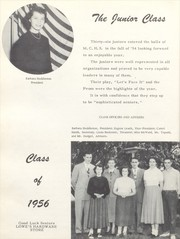 Page 24, 1955 Edition, Morrisonville High School - Crest Yearbook (Morrisonville, IL) online yearbook collection