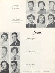 Page 27, 1955 Edition, Morrisonville High School - Crest Yearbook (Morrisonville, IL) online yearbook collection