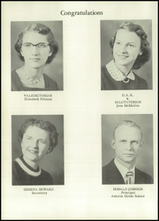 Page 12, 1957 Edition, Astoria High School - Astorian Yearbook (Astoria, IL) online yearbook collection