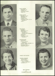 Page 16, 1957 Edition, Astoria High School - Astorian Yearbook (Astoria, IL) online yearbook collection