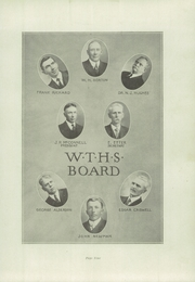 Page 13, 1925 Edition, Waverly High School - Wave Yearbook (Waverly, IL) online yearbook collection