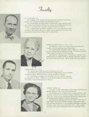 Page 12, 1954 Edition, Waverly High School - Wave Yearbook (Waverly, IL) online yearbook collection