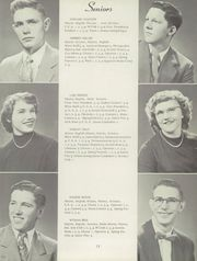 Page 17, 1954 Edition, Waverly High School - Wave Yearbook (Waverly, IL) online yearbook collection