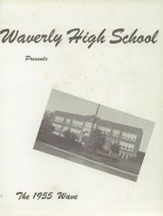 Page 5, 1955 Edition, Waverly High School - Wave Yearbook (Waverly, IL) online yearbook collection