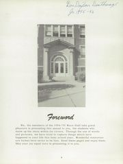 Page 7, 1955 Edition, Waverly High School - Wave Yearbook (Waverly, IL) online yearbook collection