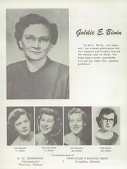 Page 9, 1955 Edition, Waverly High School - Wave Yearbook (Waverly, IL) online yearbook collection