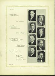 Page 14, 1926 Edition, Central YMCA High School - Centralite Yearbook (Chicago, IL) online yearbook collection