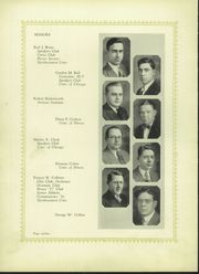Page 16, 1926 Edition, Central YMCA High School - Centralite Yearbook (Chicago, IL) online yearbook collection
