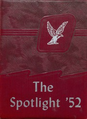 Page 1, 1952 Edition, DeLand Weldon High School - Spotlight Yearbook (Weldon, IL) online yearbook collection
