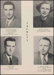 Page 15, 1952 Edition, DeLand Weldon High School - Spotlight Yearbook (Weldon, IL) online yearbook collection