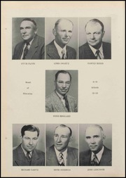 Page 12, 1953 Edition, DeLand Weldon High School - Spotlight Yearbook (Weldon, IL) online yearbook collection