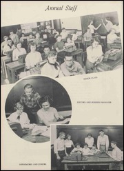 Page 10, 1954 Edition, DeLand Weldon High School - Spotlight Yearbook (Weldon, IL) online yearbook collection