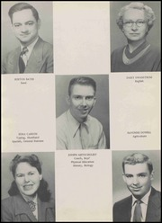 Page 17, 1954 Edition, DeLand Weldon High School - Spotlight Yearbook (Weldon, IL) online yearbook collection