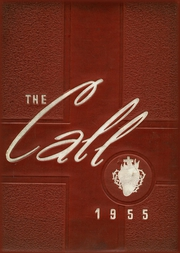 Page 1, 1955 Edition, St Augustine High School - Call Yearbook (Chicago, IL) online yearbook collection