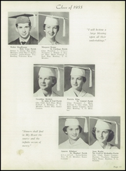 Page 17, 1955 Edition, St Augustine High School - Call Yearbook (Chicago, IL) online yearbook collection